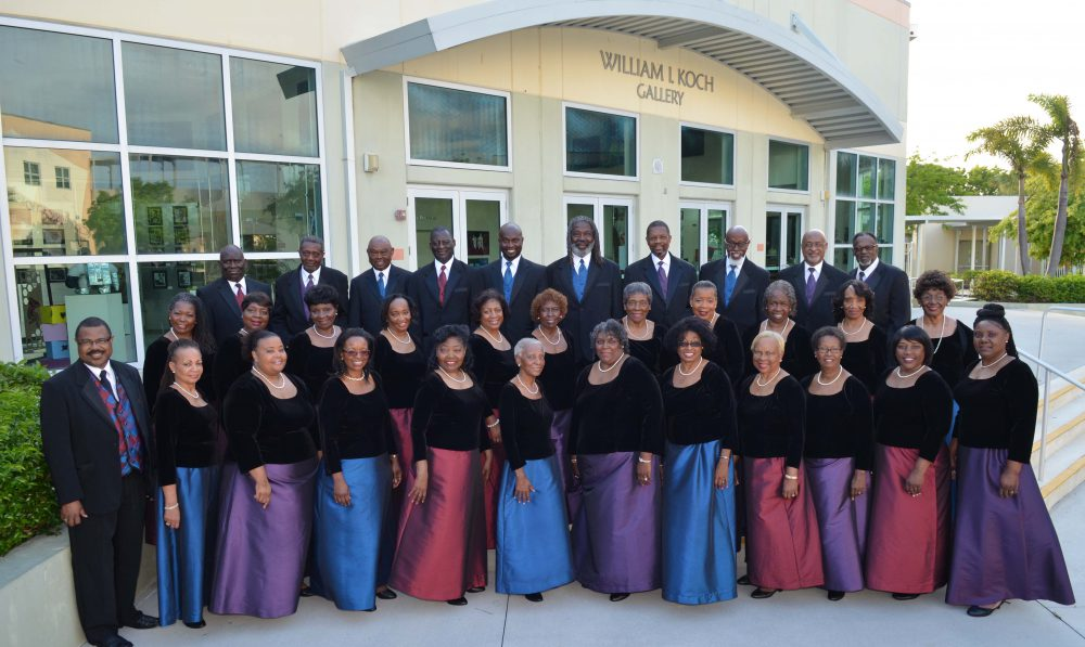 THE EBONY CHORALE OF THE PALM BEACHES